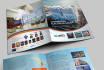 design creative flyer, poster or brochure