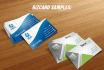 design logo and business card for you