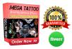 send you over 500 Tattoo Designs