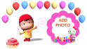 create Happy Birthday Animation for you