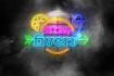 do AMAZING neon logo