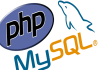 write php script for your web app