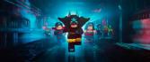 create a funny Lego Batman video with custom voice over