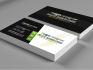 do double side business card design