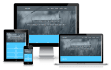 design responsive websites and template
