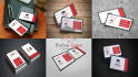 design a two sided amazing business cards