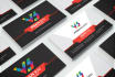 design your logo, business card and complate stationery