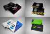 design Double Side Business Card