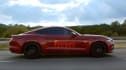promote your business on this Ford Mustang muscle car