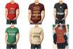 create TYPOGRAPHIC T shirt design