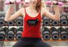 place your Logo on Woman Gym Shirts Free Bonus