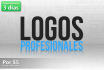 make a professional new LOGO for you