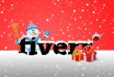 make a Christmas makeover to your logo