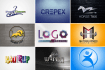 design a good looking logo for you