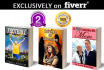 design an eye catching kindle book COVER with free 3D