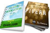 design your 2D or 3D professional eBOOK covers for you