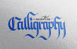 write anything in breathtaking CALLIGRAPHY