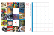 create catalog or book pages and calendars