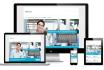 develop responsive WordPress site