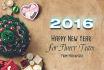 create a PROFI new year greeting card fast