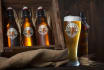 replicate your LOGO on a realistic Beer