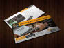 design awesome post cards