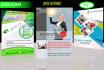 create business flyer design
