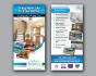 design home service Business flyer,poster within 6 hours