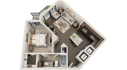 design 3D Floor plan and will make out Render
