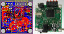 create PCB design and fabricate it