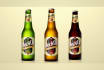 create a Wine or beer soda bottle and label
