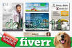 design any banner, header, facebook timeline, Google Cover, NEW Twitter Cover