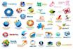 design elegant logo or icon for you