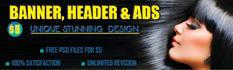 design STUNNING web banner, tiles, mobile ads