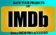 give you an amazing IMDb Package