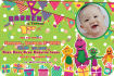 design birthday card or any other invitation