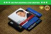 do a business card