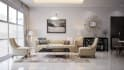 make rendering view interior by VRAY