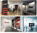 mockup your logo on 10 Photorealistic Office Interior