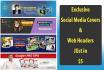 design PROFESSIONAL social media cover