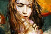 create your photo into digital oil painting style