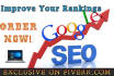 rank your website with the best SEO and high pr backlinks