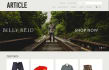 create and design your Ecommerce website