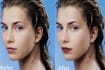 retouch your photo with makeup