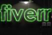 neon Light Logo Reveal