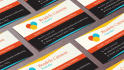 design eye catching business and stationary material