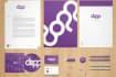 stationaery,business Card,invoice,Corporate Identity, letterhead
