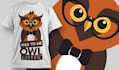 draw professional t shirt design in 24 hours