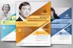 create an ELEGANT business flyer