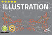 draw a any vector in Illustrator